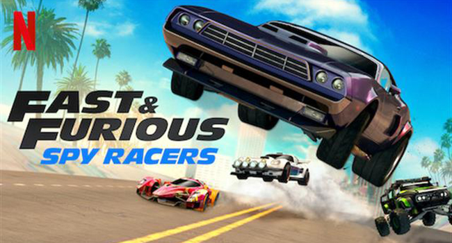 Fast & Furious Spy Racer